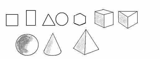 шар и куб знакомство